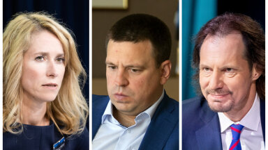 Indrek Saar: Kallas ja Ratas, viimane aeg on Eestile päriselt presidenti otsida!