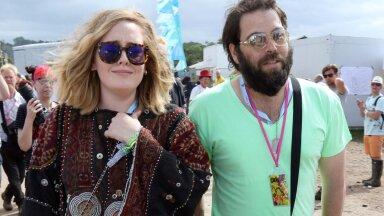 Mees, kellest sündis selle aasta suurim hitt: äärmiselt privaatne Adele'i eksabikaasa, kellel on hinge taga mitu saladust