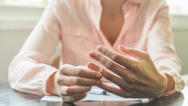 Uuring paljastab: kui abiellud selles vanuses, seisab sul suure tõenäosusega ees lahutus
