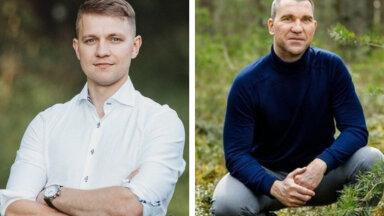 Henrik Välja ja Aigar Kallas
