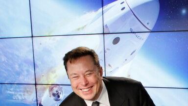 VIDEO | Elon Musk avaldas telesaates, et tal on diagnoositud psüühikahäire