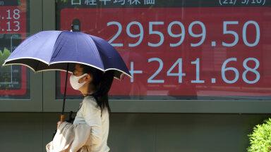 Jaapani investor möödumas börsitabloost