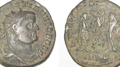 Diocletianuse mündid (foto: Wikimedia Commons)