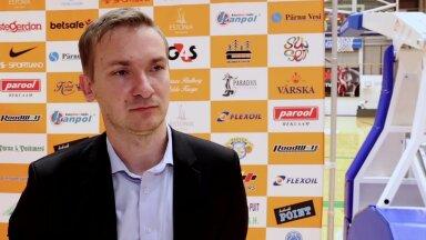 DELFI VIDEO | Heiko Rannula napist võidust: sellise publiku ees üle pika aja mängimine võtab kõigil natukene jalad värisema