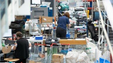Pakke tuleb miljonites. Kättesaamiseks lisanduvad maksud ja deklareerimise nõue