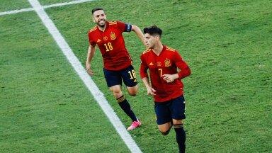 Hispaania jalgpallikoondis pole kahe kohtumisega suutnud veel võiduarvet avada.