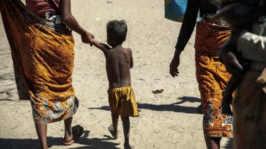 Talupidajate sissetulekud Ugandas on väikesed ja sõltuvad paljuski kliimakriisist.