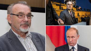Toomas Alatalu: Alar Karisel on võimalus viia Eesti suhtluses Venemaaga Soome tasemele