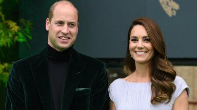 FOTOD | Tänapäeva muinaslugu: William ja Kate jagasid intiimseid pilte hellust täis momentidest