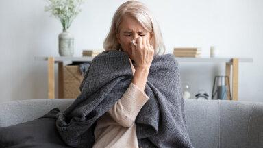 KUULA   Immuunsus ja viirused. Miks tervisliku eluviisiga inimesed haigestuvad?