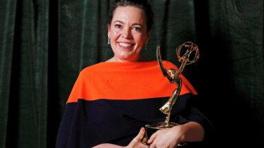 """Parim naisosatäitja draamasarjas: Olivia Colman seriaalist """"The Crown"""""""