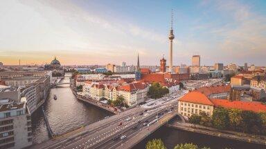 Центр Берлина планируют закрыть для автомобилей