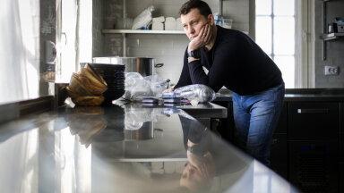 """Шеф-повар Moon, Kolm Sibulat и Mantel ja Korsten Роман Защеринский: """"Мой Мишлен — чтобы все гости в моих ресторанах были счастливы"""""""
