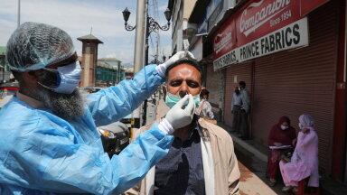 Биолог назвала главную опасность индийского штамма COVID-19
