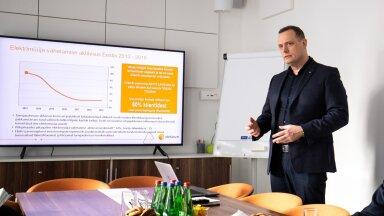 Elektrum Eesti tegevjuht Andrus Liivand ütleb, et eestlased on ühed maailma passiivsemad elektrimüüjavahetajad. Küll suurenes septembris Elektrumis elektripaketi vahetajate arv.