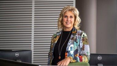 Anneli Heinsoo on rahvusvahelise IT-ettevõtte TietoEVRY juht Eestis.