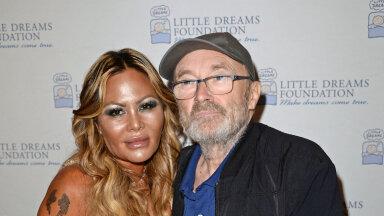 Phil Collinsi eksabikaasa muusikust: ta ei käinud duši all ega pesnud hambaid pea aasta