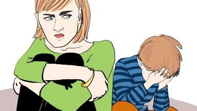 Ema ahastuses: ma ei soovi pidevalt kuri olla, aga see on lubamatu. Miks ta meelega pahandust teeb?