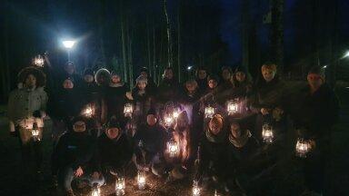 Ночной поход с фонарями в тюрьму и прогулка на плоту по озеру — фестиваль Porikuu приглашает всех желающих открыть для себя Северо-Западную Эстонию