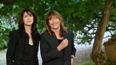 Võta õppust! Charlotte Gainsbourg avaldab, kuidas ta ema, Jane Birkini suhtumine vananemisesse on teda inspireerinud