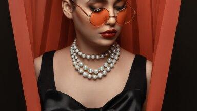 """ФОТО   Новый """"старый"""" модный тренд. С чем и как носить сегодня жемчуг?"""