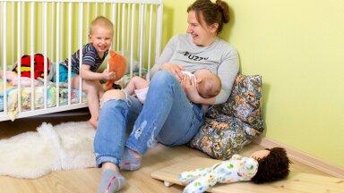 Kurnatud ema: kui pidin ärkama 4-5 vahel, tundsin, et ei saa emarolliga hakkama ja terve pere kannatas