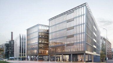 ФОТО | В квартале Ротерманни построят офисное здание за 20 млн евро