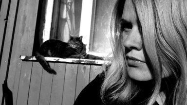 MOLUTAMISE SUURMEISTRID: Literaat Pauts ja kass Miki.