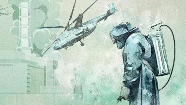 Tšernobõl 35. Esimene rahuliku aatomi ohver aurustus plahvatuses