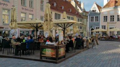 ВИДЕО | Кафе в Старом городе заполнены до отказа!