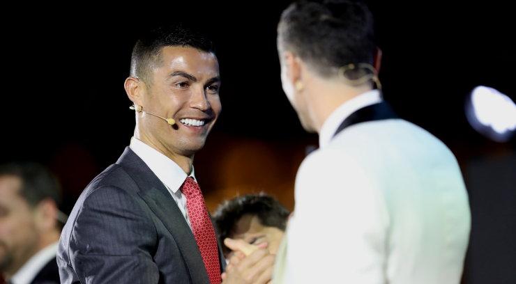 Cristiano Ronaldo ostis 8 miljonit dollarit maksva luksusauto, mida tehakse maailmas ainult kümme tükki