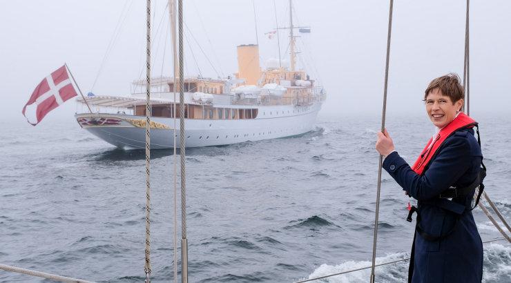 President Kersti Kaljulaid: Eesti ja Taani inimesed on tihedalt seotud