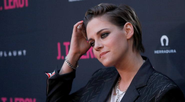 KLÕPS | Kristen Stewart tõmbas kaamerate tähelepanu uue kallimaga kirglikult suudeldes