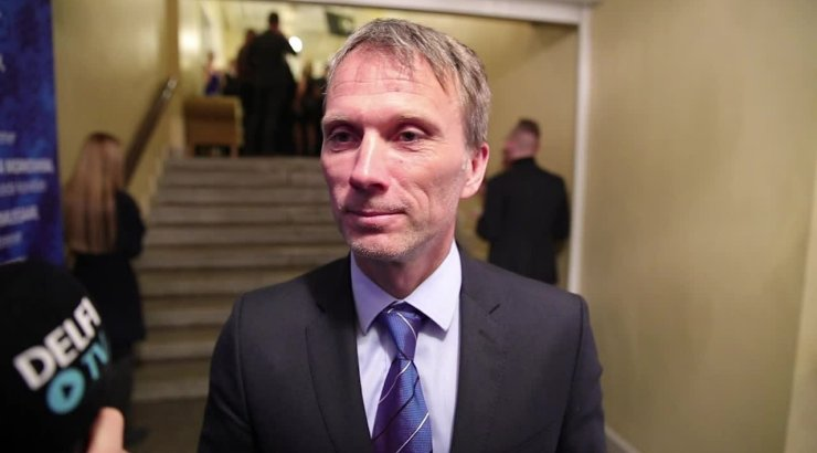 84a94b5a49f DELFI VIDEO | Martin Reim räägib sõprusmängust Rootsiga, Okeaania turneest  ja Rahvuste liiga loosimisest - Sport