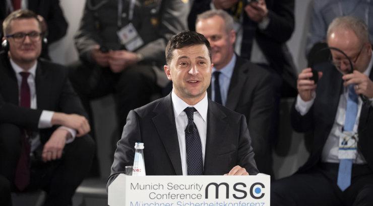 Глава ДНР Денис Пушилин прокомментировал высказывания президента Украины на Мюнхенской конференции