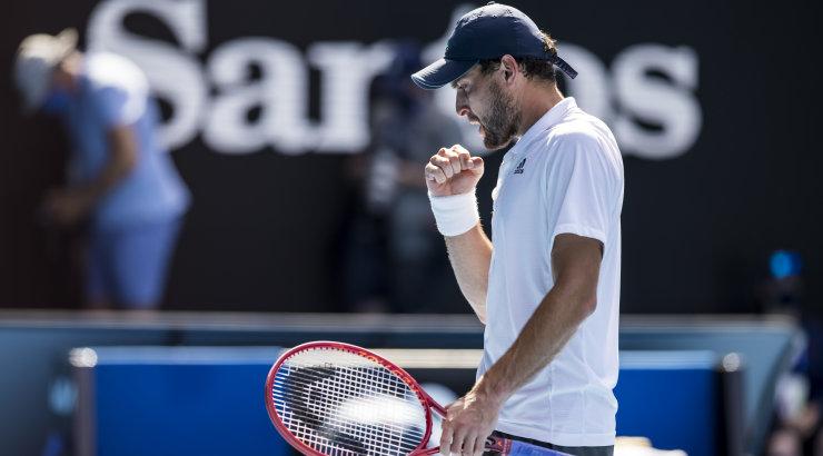 VIDEO | Jürgen Zopp Australian Openi poolfinaali pääsenud endisest treeningkaaslasest: väga kihvt lugu!