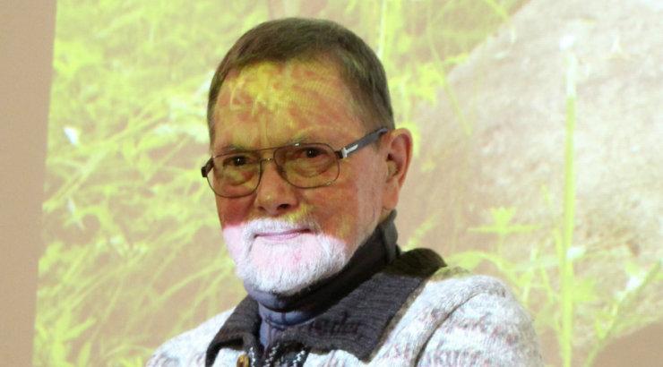 GALERII:  Palju õnne! Filmimeister Rein Maran pälvis aasta hiiesõbra aunimetuse