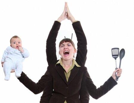 TOP 20: Olukorrad, mis lapsevanematele kõige rohkem stressi tekitavad