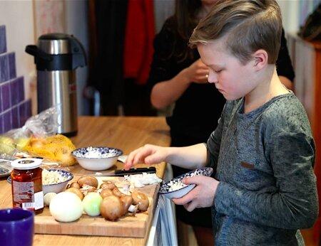 VIDEO: 11-aastane vegan Vincent: ajaga lähevad inimesed targemaks ja uurivad rohkem toitumise kohta