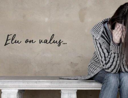Laste meeleheide: need on laused, mida depressioonis noored on oma palatite seintele kirjutanud