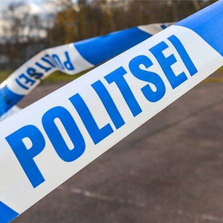 Погоня в Харьюмаа: преступники таранили грузовиком машины полиции. По ним открыли огонь из табельного оружия