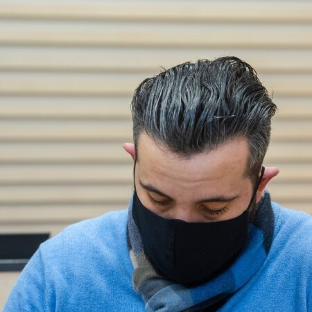 KAITSJAST LOOBUNUD, MURTUD MEES: Jose tunnistas end kohtus süüdi ja kahetses tehtut.
