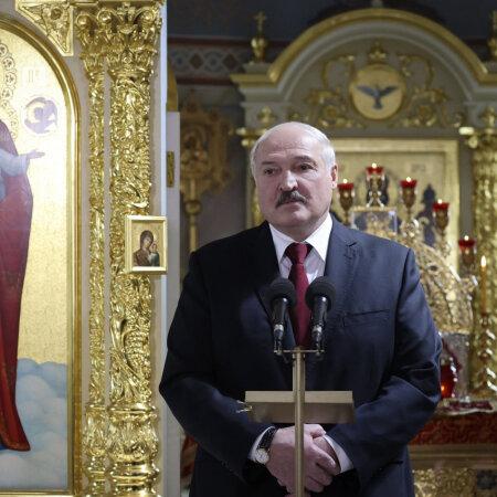 "Лукашенко назвал европейцев и американцев ""последними мерзавцами"""