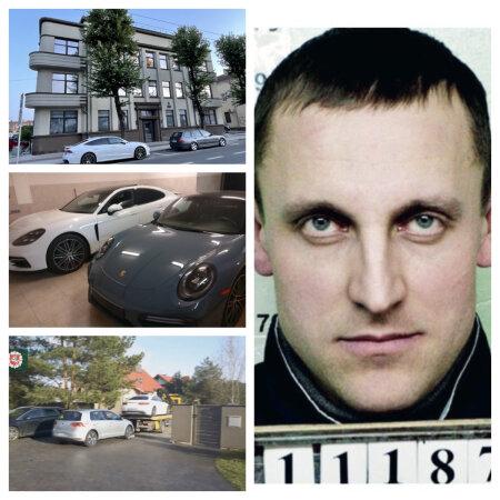 Autod, majad ja keldrites hallitavad rahapatakad. Kuhu peitis Leedu maffiapealik oma miljonid?