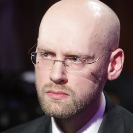 """""""Kolmeraudne"""" Varro Vooglaiu ja Peeter Ojaga"""