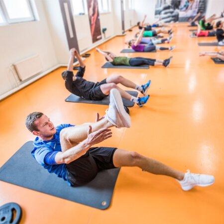 Sparta spordiklubi treeniajad