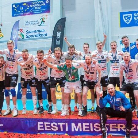 Eesti meister Tartu Bigbank on Meistrite liiga debüüdiks valmis.