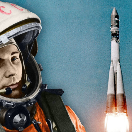 """""""Ma põlen! Hüvasti, seltsimehed!"""" Mis juhtus tegelikult esimesel kosmoselennul?"""