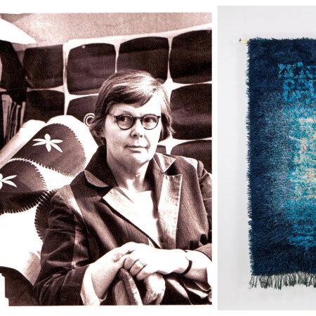 EESTI DISAINITÄHESTIK | H nagu tekstiilikunstnik Ellen Hansen