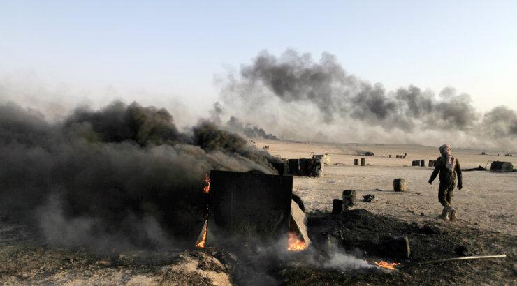 Moskva: USAl ei ole mingit õigust kaitsta Süüria naftavälju